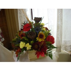 Fall Fresh Bouquet