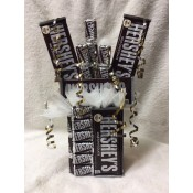 Candy Bouquet Hershey Bar