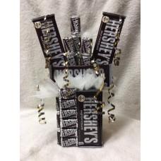 Candy Bouquet Hershey Bar